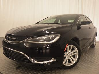 2015 Chrysler 200 - 1510000828