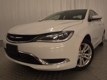 2015 Chrysler 200 - 1510000830