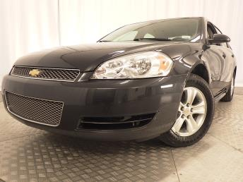 2013 Chevrolet Impala - 1510000871