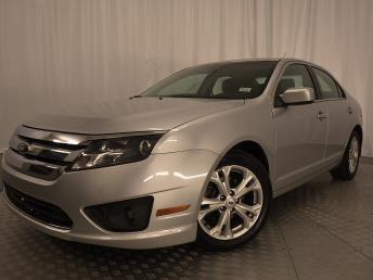 2012 Ford Fusion - 1510000908