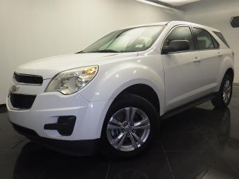 2011 Chevrolet Equinox - 1530009788