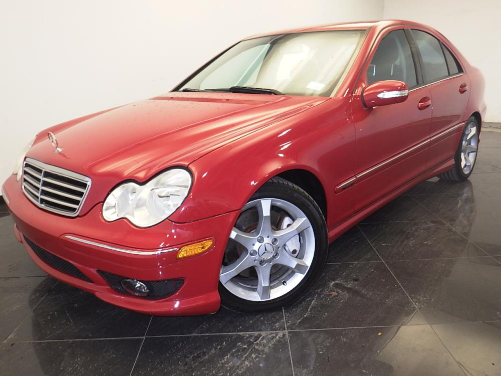 2007 mercedes benz c 230 sport for sale in tampa for Mercedes benz dealer in tampa fl