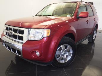 2010 Ford Escape - 1530011478