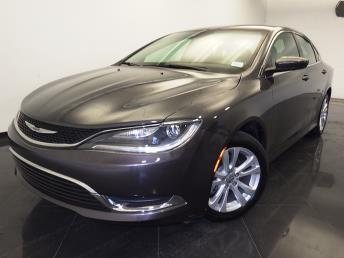 2015 Chrysler 200 - 1530011677