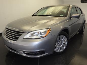2013 Chrysler 200 - 1530012021