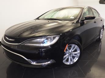 2015 Chrysler 200 - 1530012033