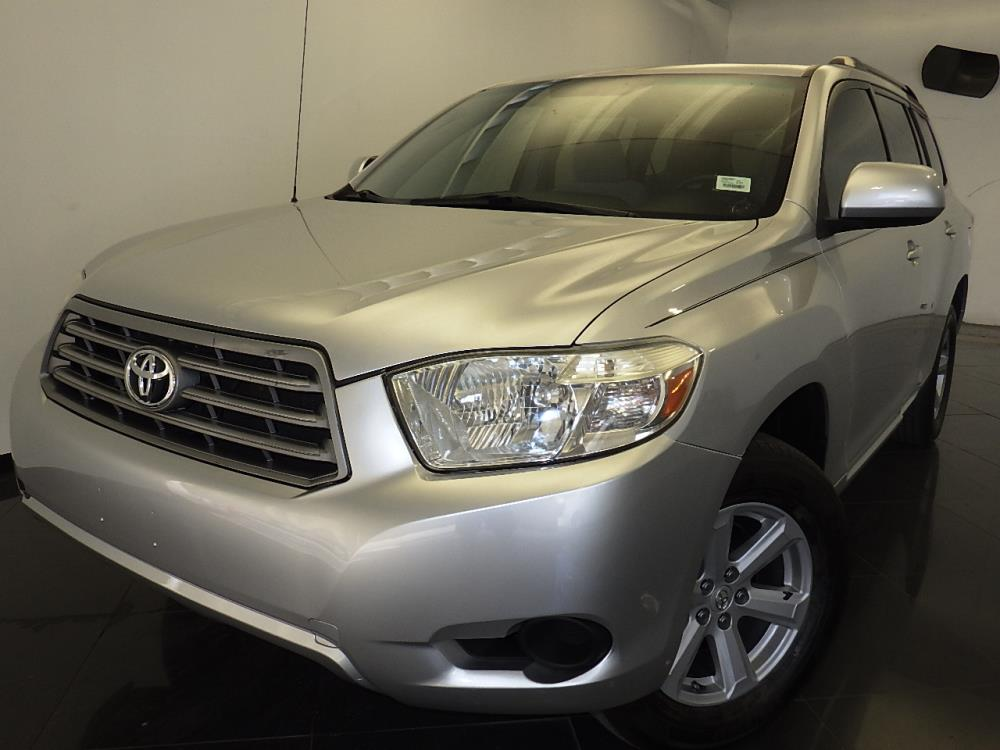 2008 Toyota Highlander for sale in Fort Myers
