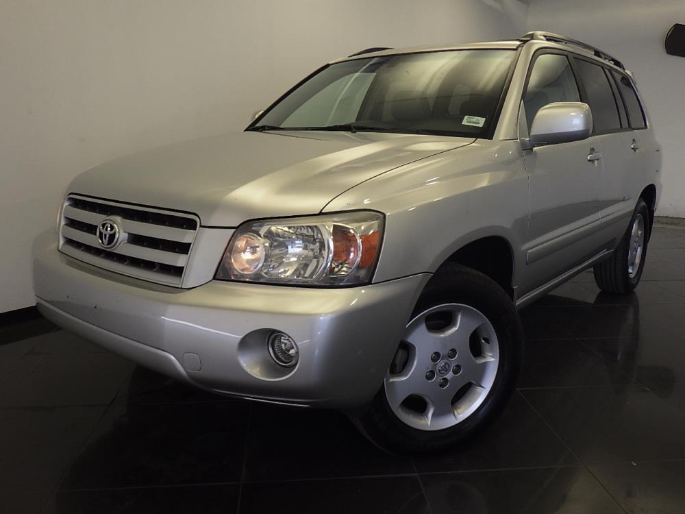 2007 Toyota Highlander - 1530012522