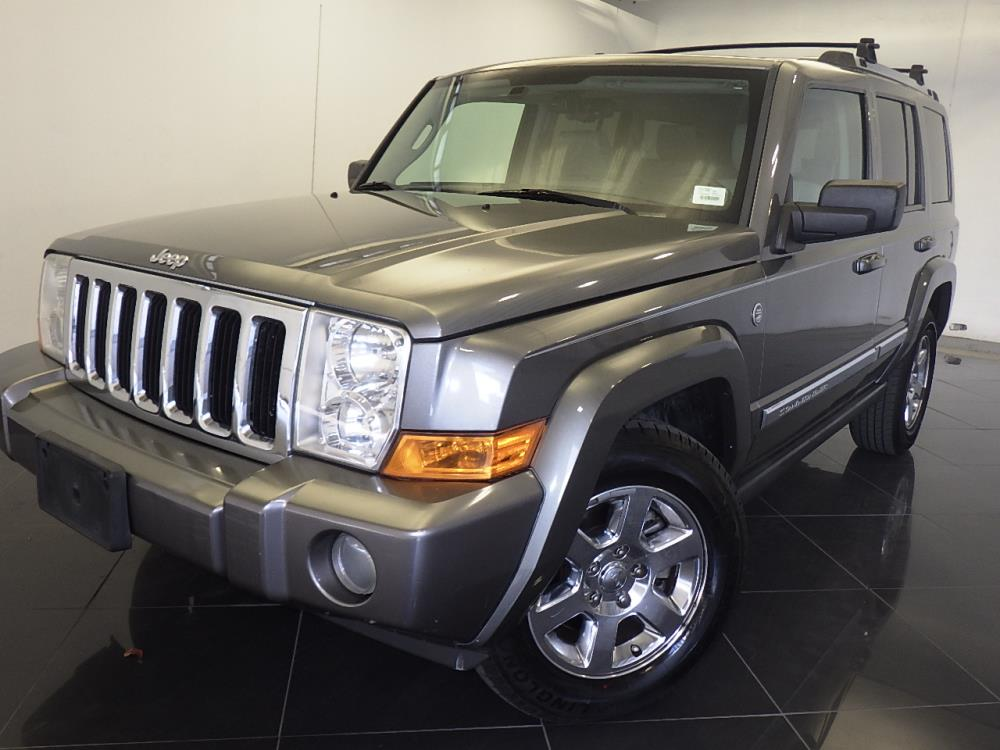2007 Jeep Commander - 1530012596