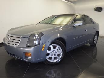 Used 2007 Cadillac CTS
