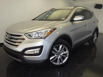 2014 Hyundai Santa Fe Sport - 1530013034