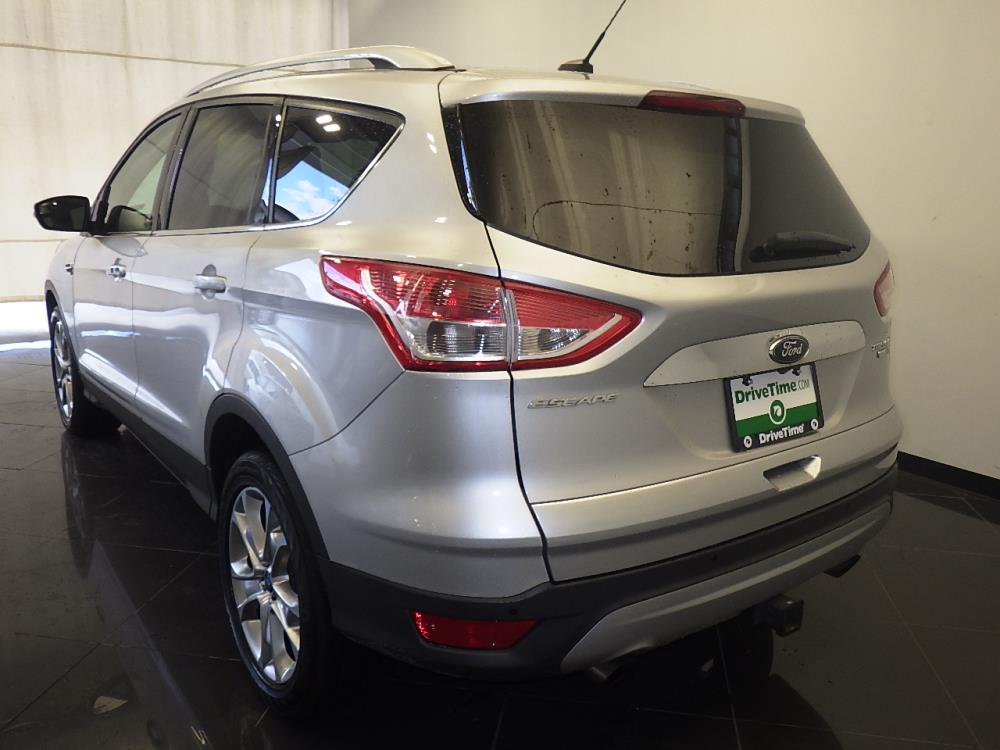 2014 Ford Escape Titanium - 1530013062