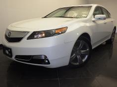 2012 Acura TL SH-AWD