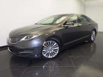 2016 Lincoln MKZ  - 1530013921