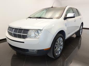 2010 Lincoln MKX  - 1530014181