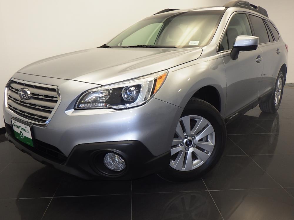 2015 Subaru Outback 2.5i Premium - 1530014226