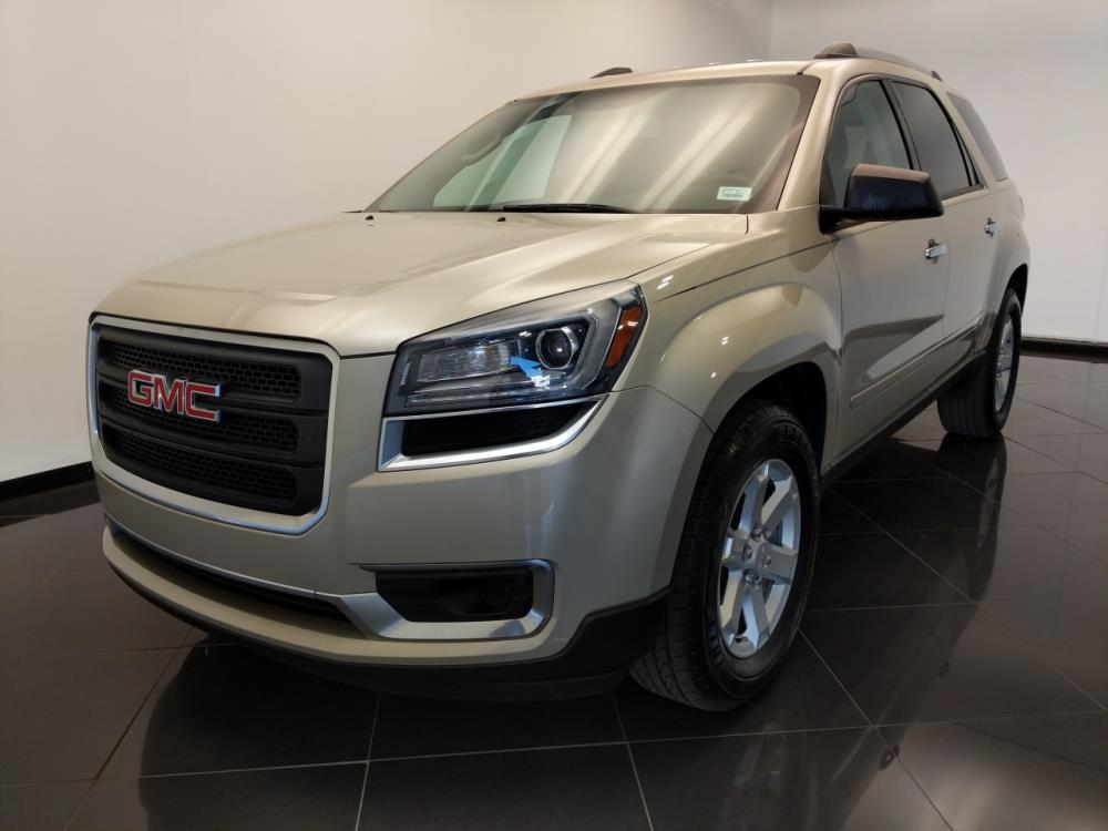 acadia price gmc suv drive photo reviews wheel features sle front photos
