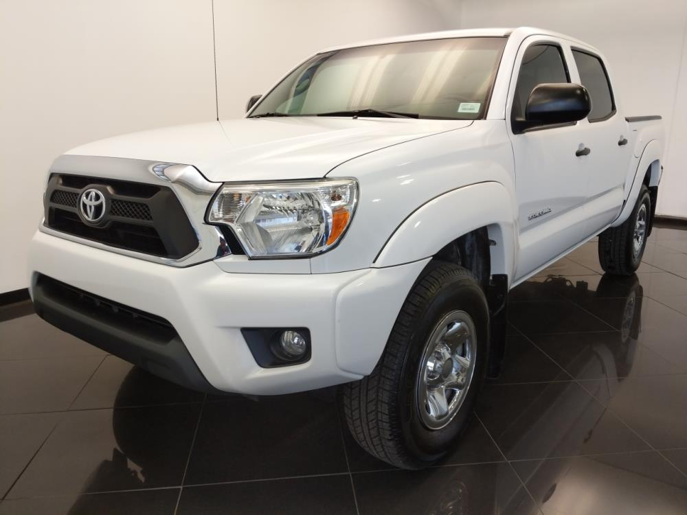 2015 Toyota Tacoma Double Cab PreRunner 5 ft - 1530014310
