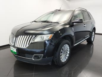 2011 Lincoln MKX  - 1530014364