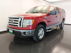 2011 Ford F-150 Super Cab XLT 6.5 ft