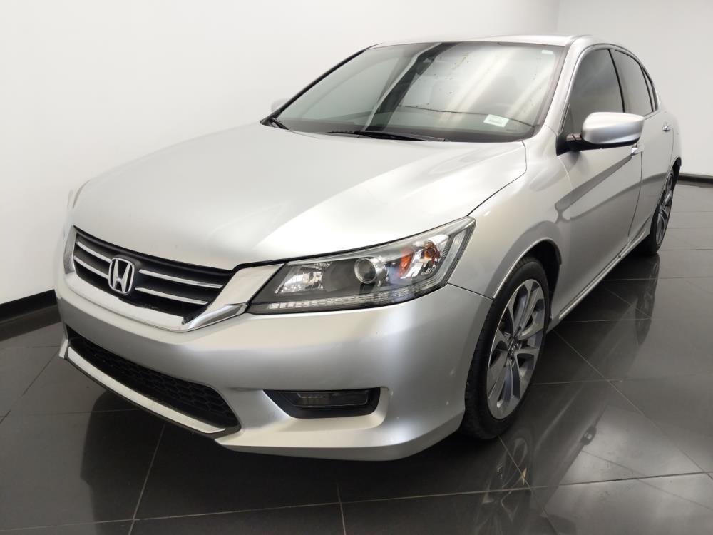 2014 Honda Accord Sport - 1530014431