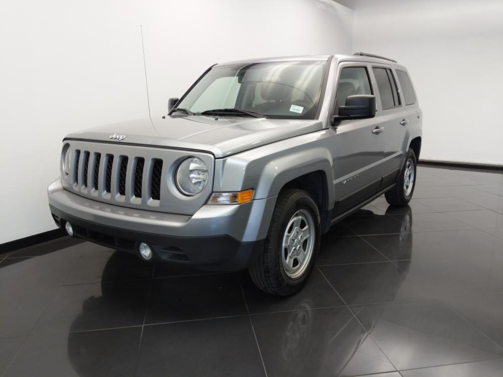 2016 Jeep Patriot Sport - 1530014533