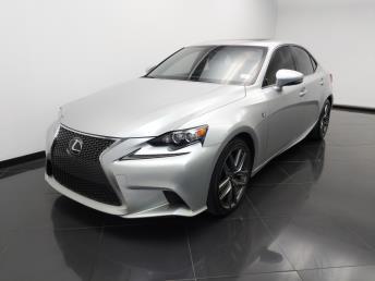 2015 Lexus IS 250  - 1530014596