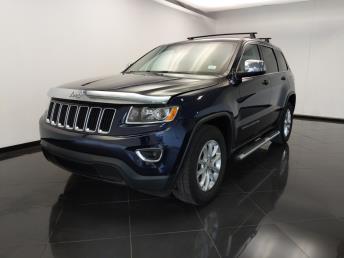 2014 Jeep Grand Cherokee Laredo E - 1530014621