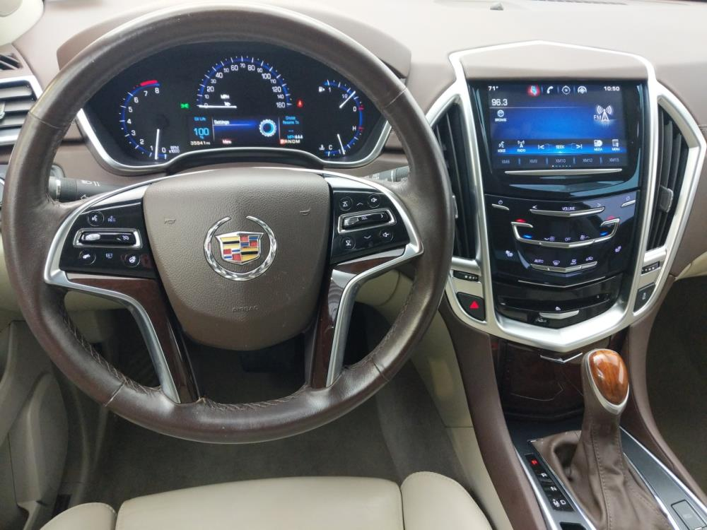 2015 Cadillac SRX Luxury Collection - 1530014841