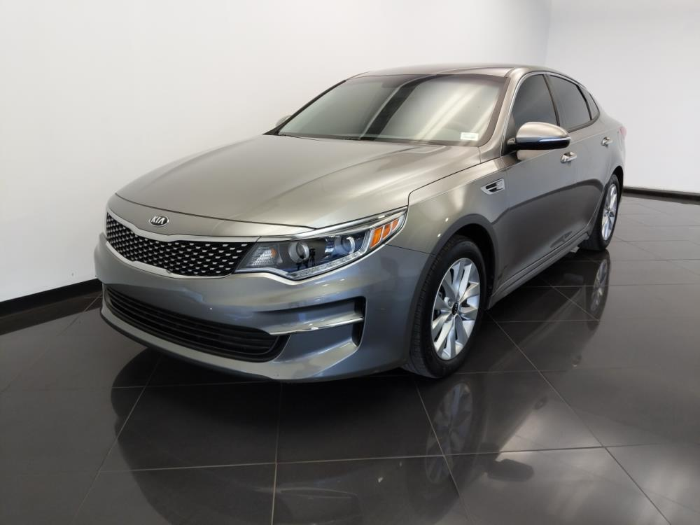 2016 Kia Optima EX - 1530014848