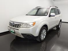2012 Subaru Forester 2.5 X Premium