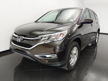 Used 2015 Honda CR-V