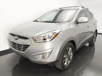 2015 Hyundai Tucson SE - 1530015437