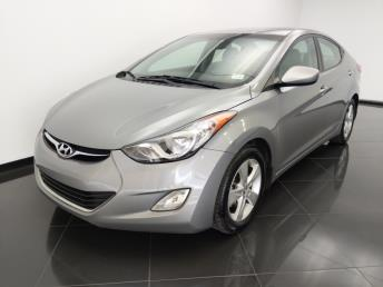 2013 Hyundai Elantra GLS - 1530015489