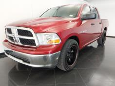 2009 Dodge Ram 1500 Crew Cab SLT 5.5 ft