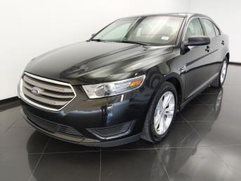 Used 2015 Ford Taurus