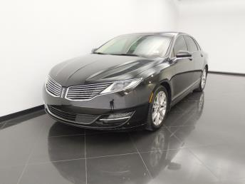 2015 Lincoln MKZ  - 1530015978