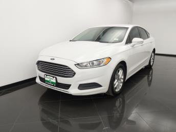 2014 Ford Fusion SE - 1530015981