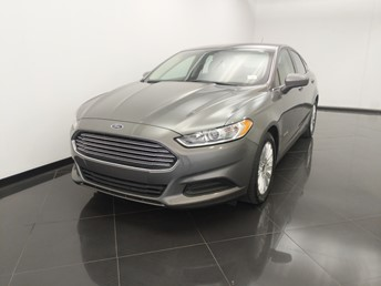 2014 Ford Fusion S Hybrid - 1530016005