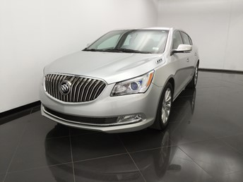 2015 Buick LaCrosse Leather - 1530016045