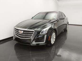 Used 2015 Cadillac CTS