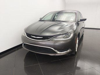 Used 2016 Chrysler 200