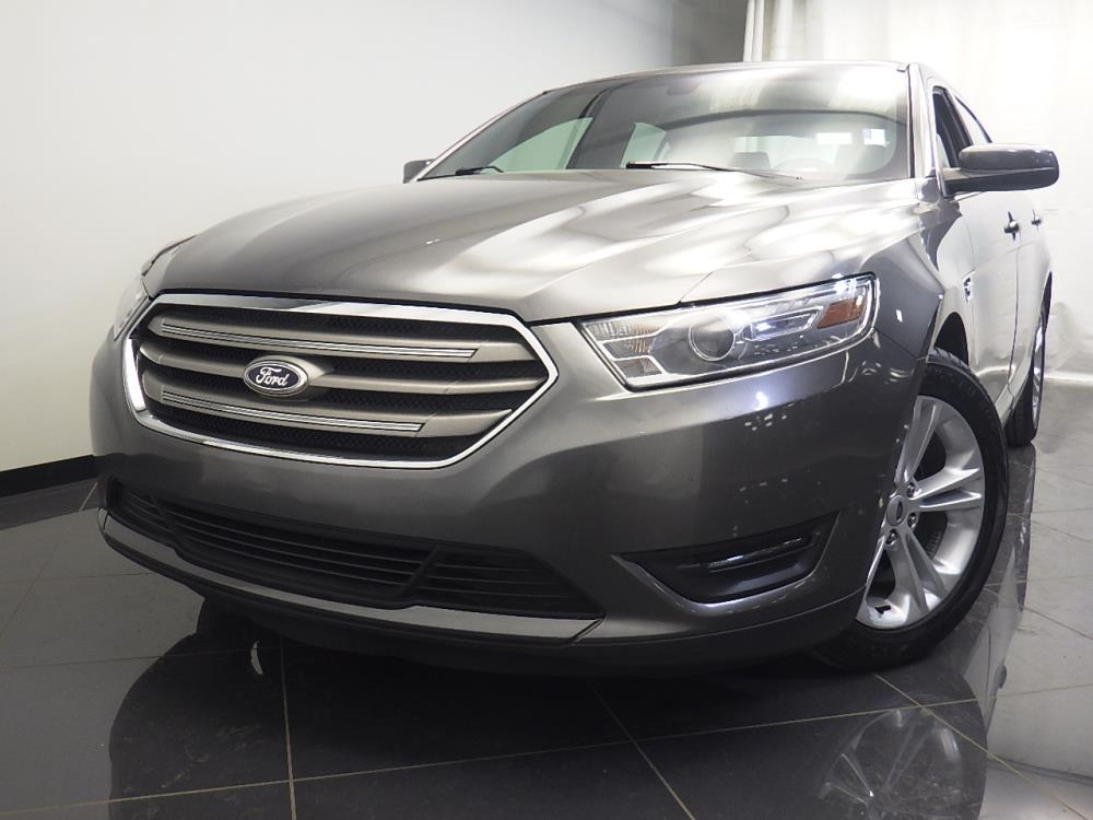 2014 ford taurus for sale in cleveland 1580000514. Black Bedroom Furniture Sets. Home Design Ideas