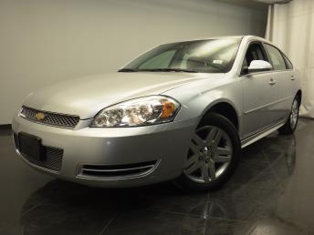 2014 Chevrolet Impala Limited - 1580000619