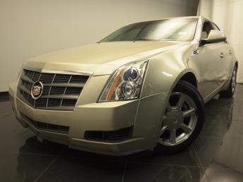 2008 Cadillac CTS - 1580000966