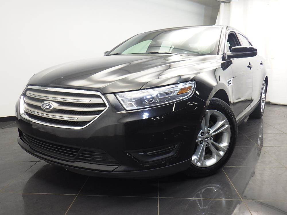 2014 ford taurus for sale in cleveland 1580001173. Black Bedroom Furniture Sets. Home Design Ideas