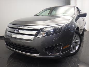 2012 Ford Fusion - 1580001412