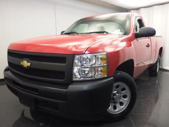 2012 Chevrolet Silverado 1500 - 1580001434