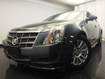 2010 Cadillac CTS  - 1580001438