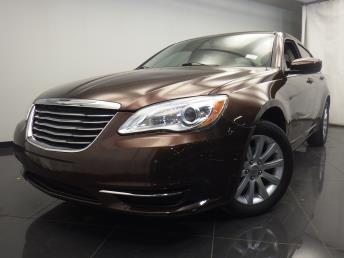 2013 Chrysler 200 - 1580001560